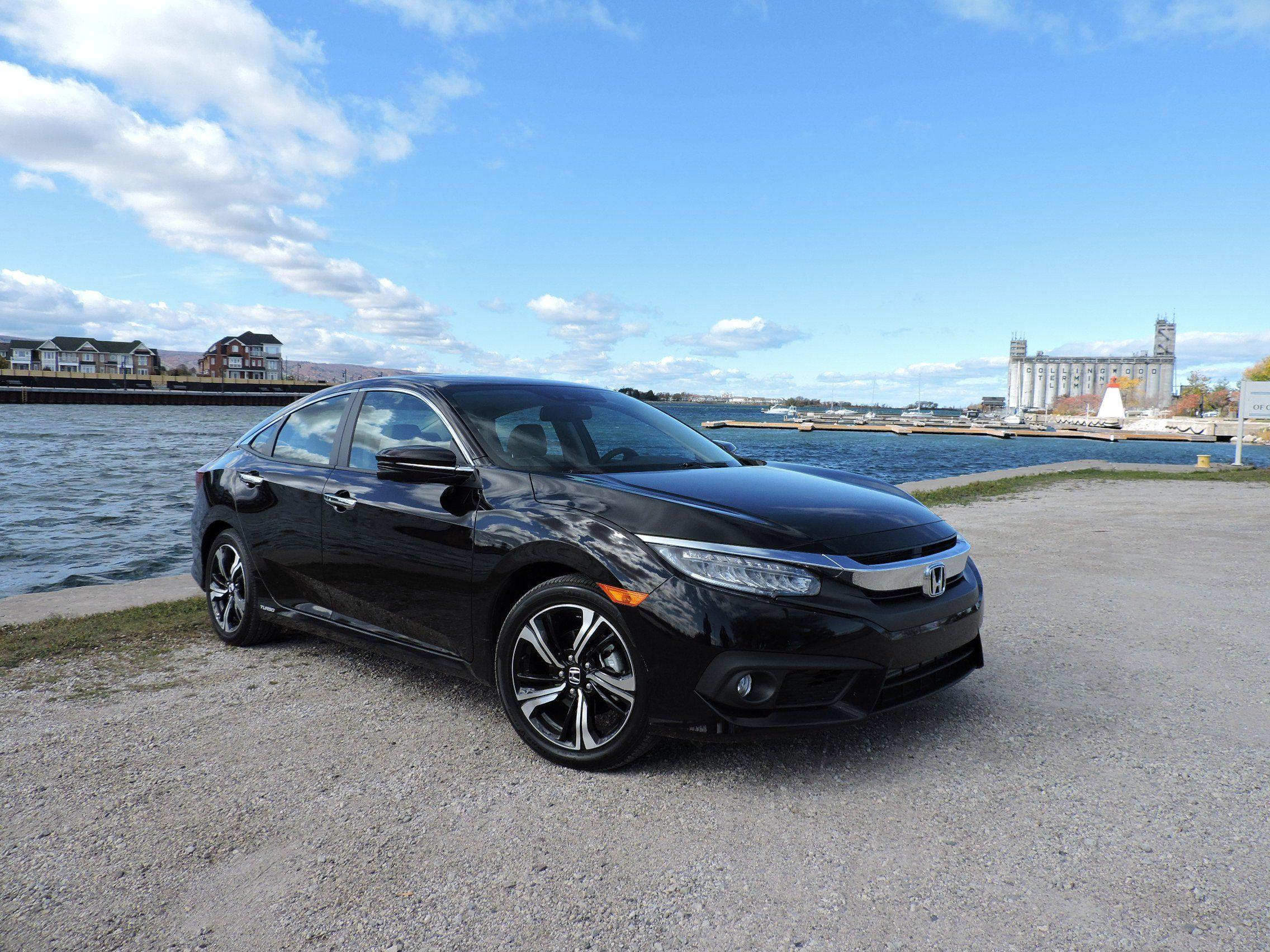 2016 Honda Civic Touring Http Newautocar Biz