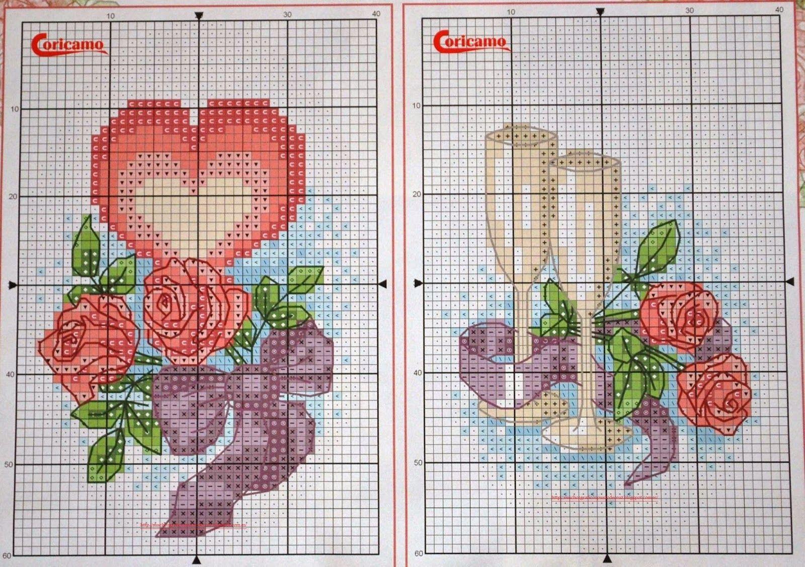 лакомство готовят схемы вышивок для открыток к свадьбе семян лебеды, отличалась