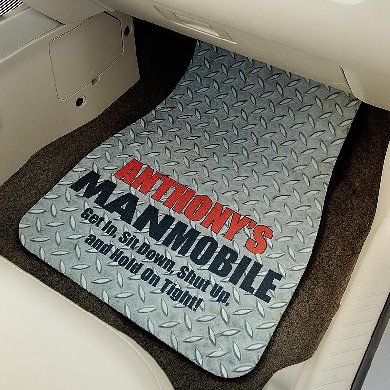 Manmobile Car Mats