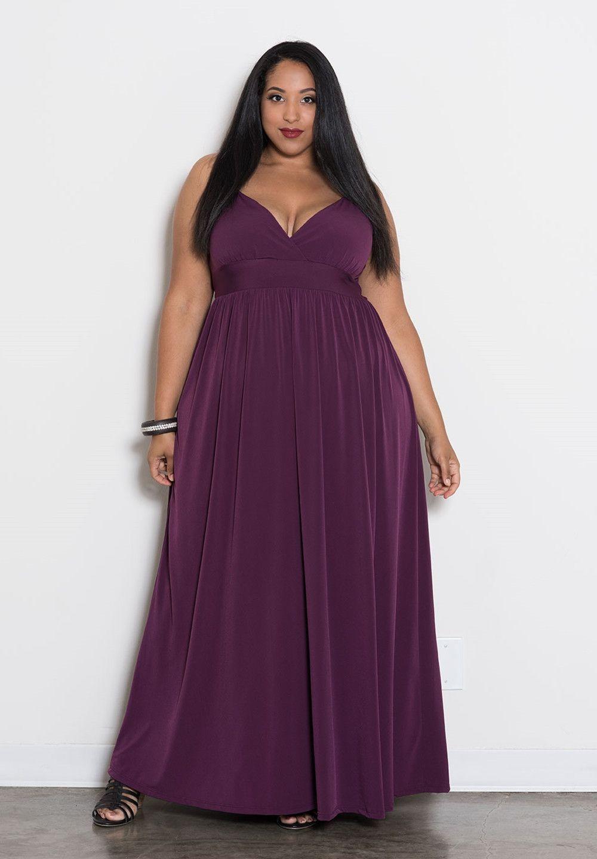 Sabrina Maxi Dress | Modelo