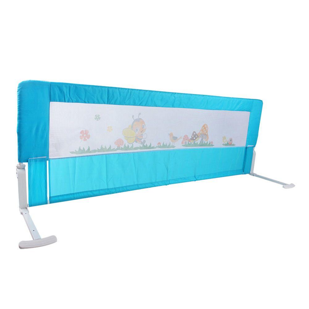 - 150/180 Cm Kind Bed Rail Veiligheid Guard Zuigeling Bed Rail