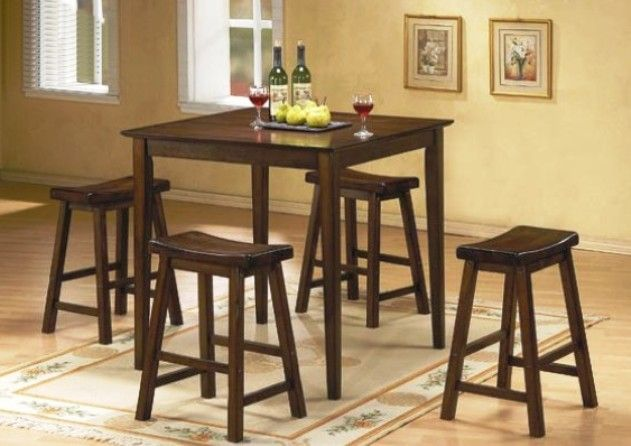 Best Tall Kitchen Table With Stools Kursi Bar Furniture Kursi