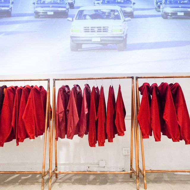 The Most Important Thing About Kanye West S Pop Up Shop Isn T The T Shirts Pop Up Shop Pop Up Shop Nyc Pop Up Shops