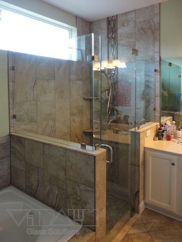 Frameless Shower Enclosures Orlando Bathroom Shower Doors Shower Fascinating Bathroom Remodeling Orlando