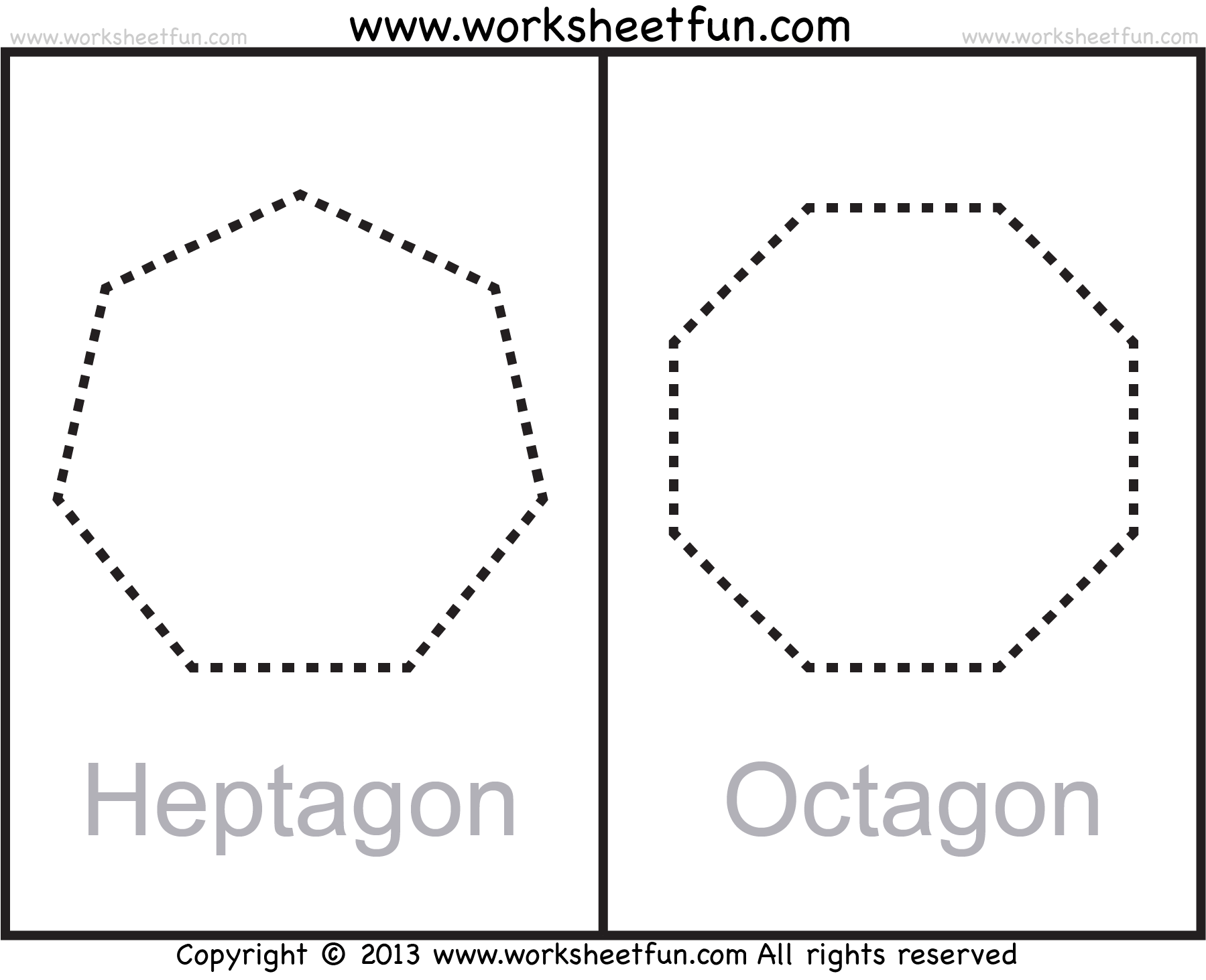 Shapes With Images