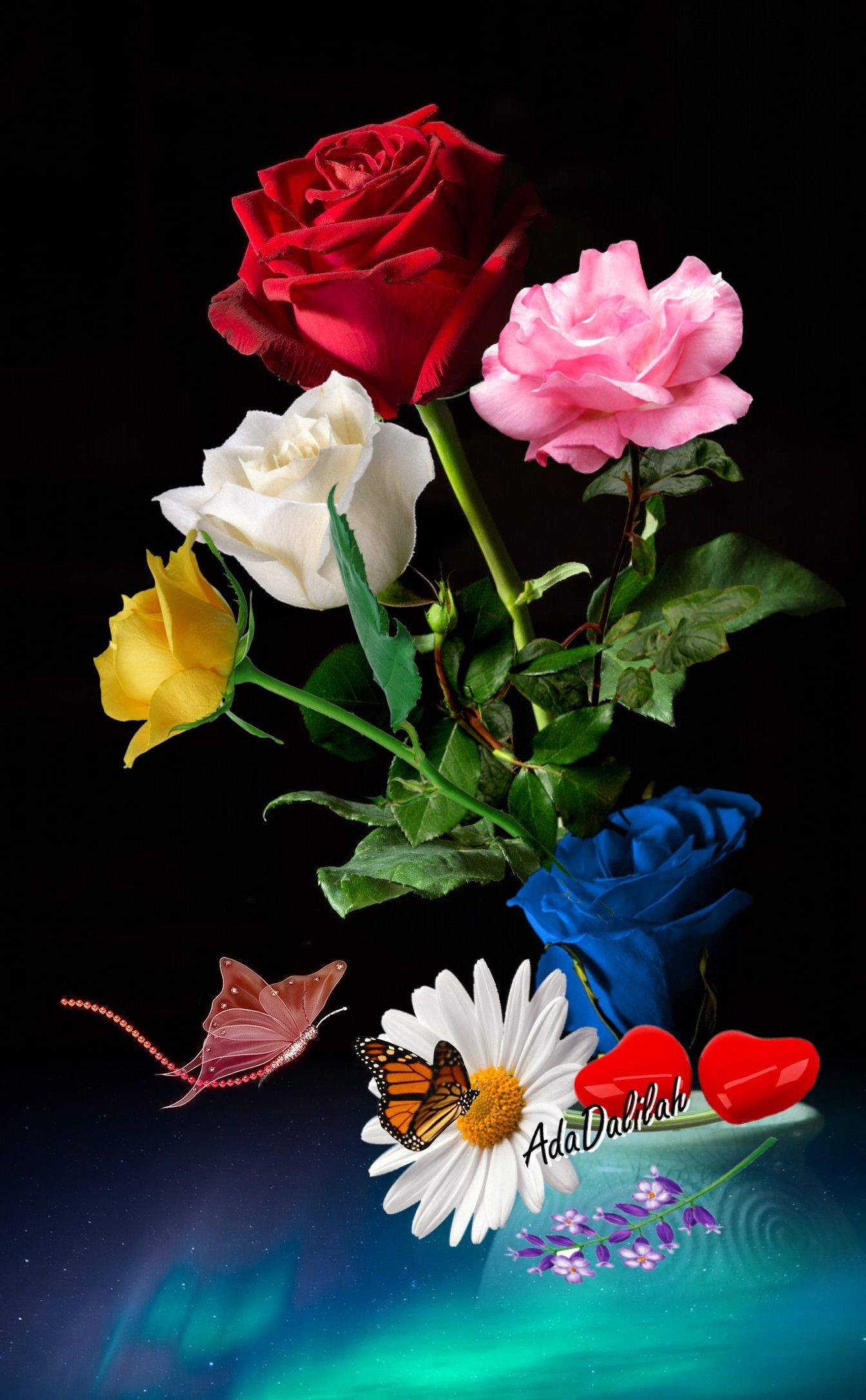 Pin By Ilhanure On Guller Beautiful Flowers Wallpapers Best Flower Wallpaper Most Beautiful Flowers Amazing flower wallpaper photo