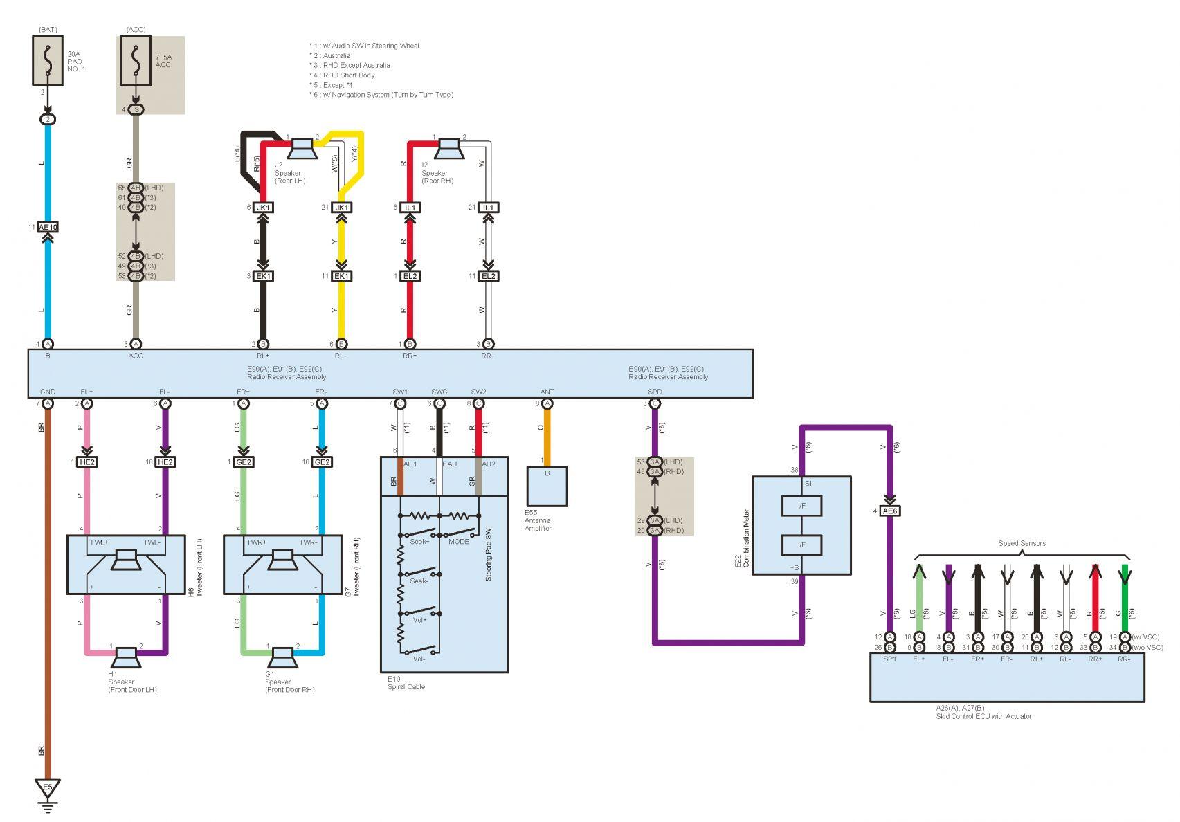 18+ 2012 camry electrical wiring diagram - wiring diagram - wiringg.net |  electrical wiring diagram, electrical wiring, electrical diagram  pinterest