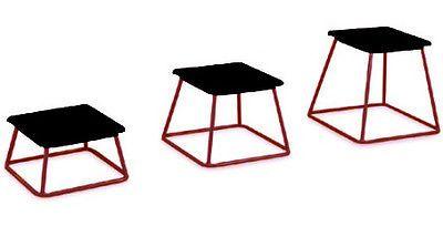 Training Aids 64642: 18 Plyometric Box -> BUY IT NOW ONLY: $75.72 on eBay!