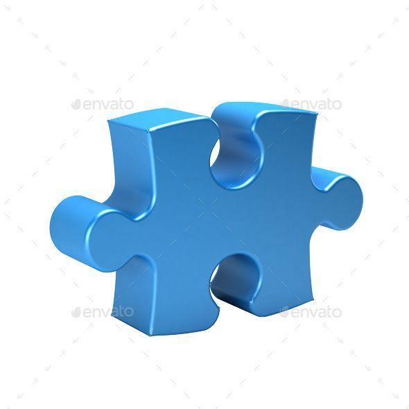 41+ Puzzle piece clipart blue information