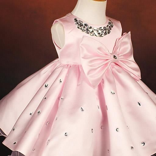 Cute Pink #Party #Dresses <3  visit www.babycouture.in or whatsapp at 09294000000