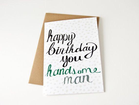 Birthday Card For Him Boyfriend Birthday Card Birthday Etsy Birthday Cards For Boyfriend Birthday Cards For Him Birthday Cards