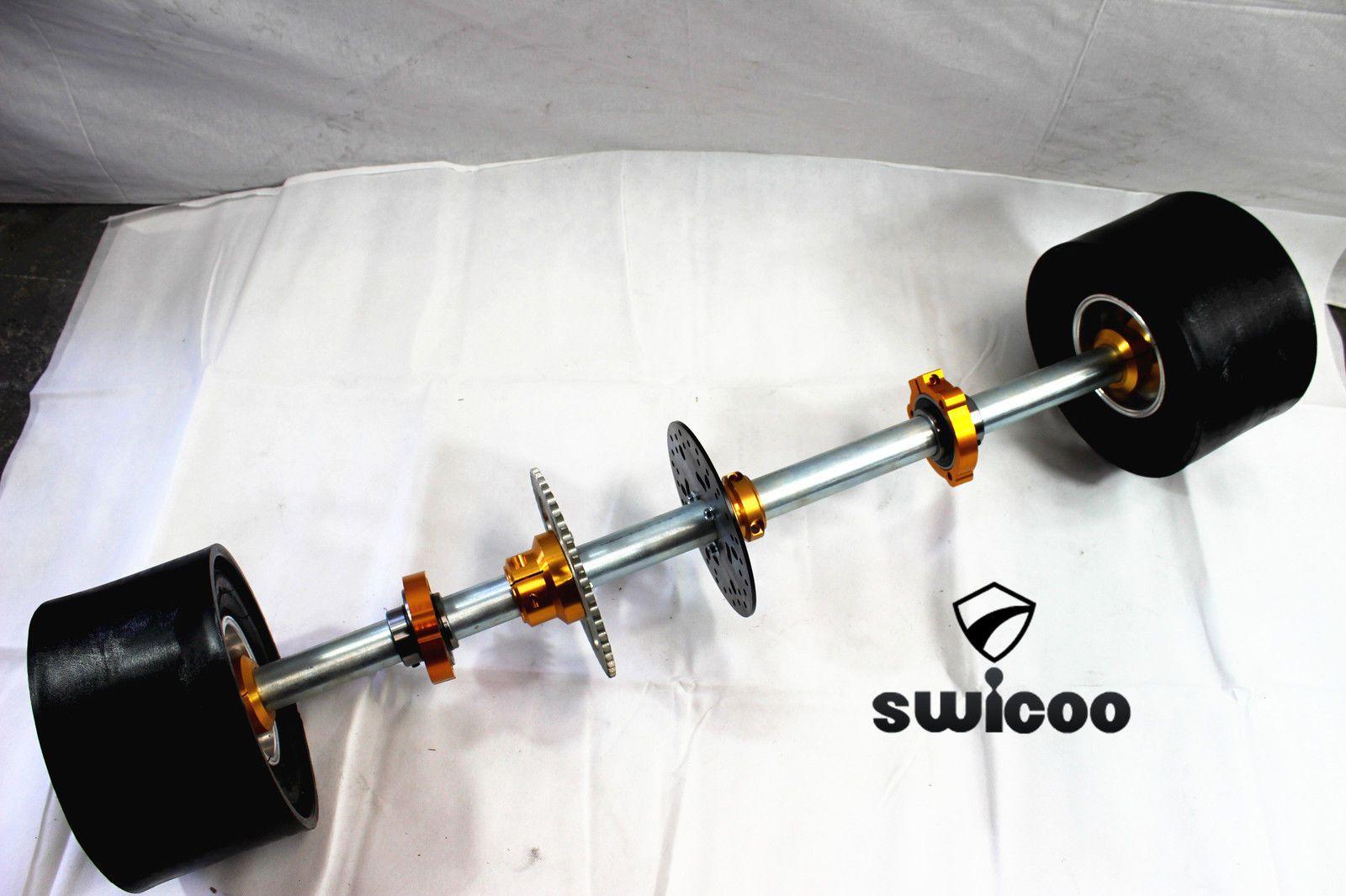 Huffy Slider Drift Trike Go Kart Hollow Axle 965mm  40mm 8mm keywayx5