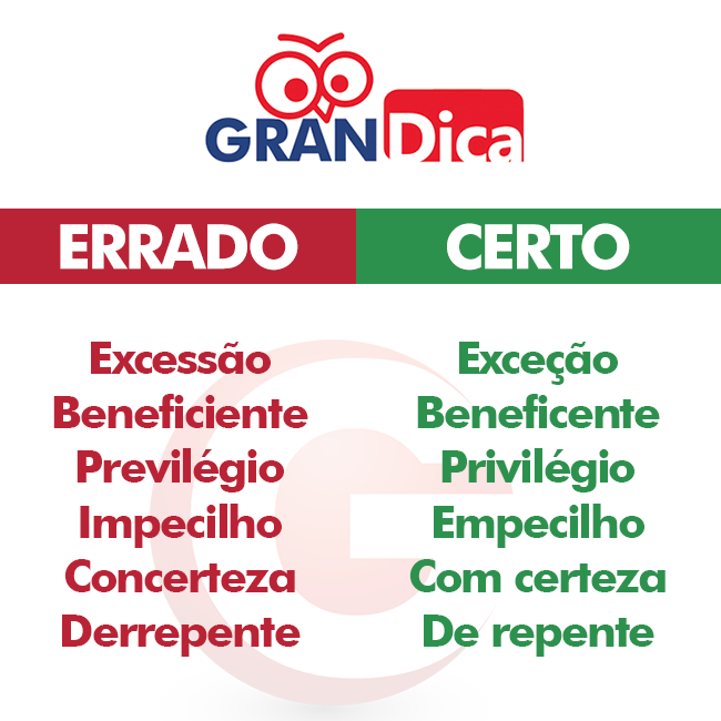 Português - Ortografia