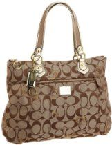 Coach Poppy Signature Glam Tote 18711 From Coach - Bags or Shoes Shop