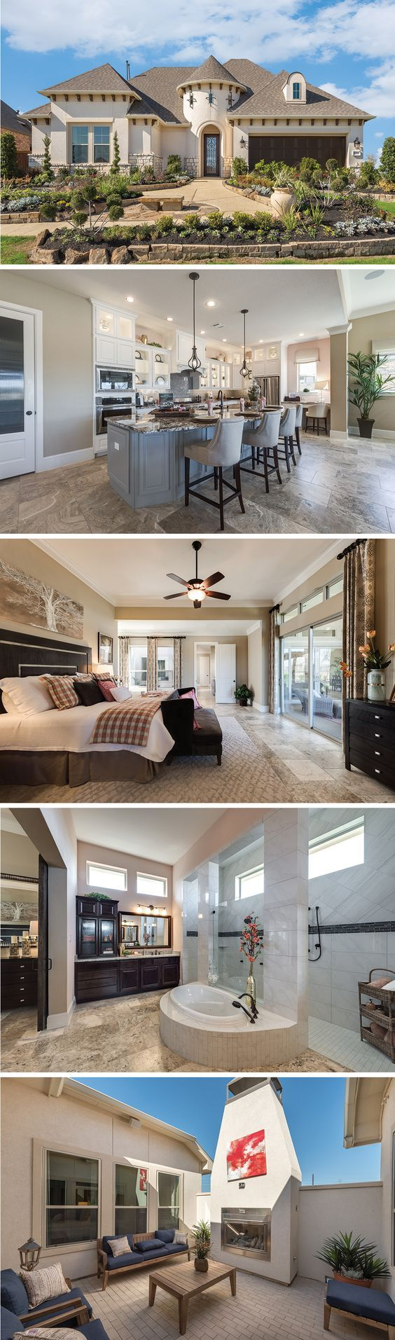 The Grey by David Weekley Homes in