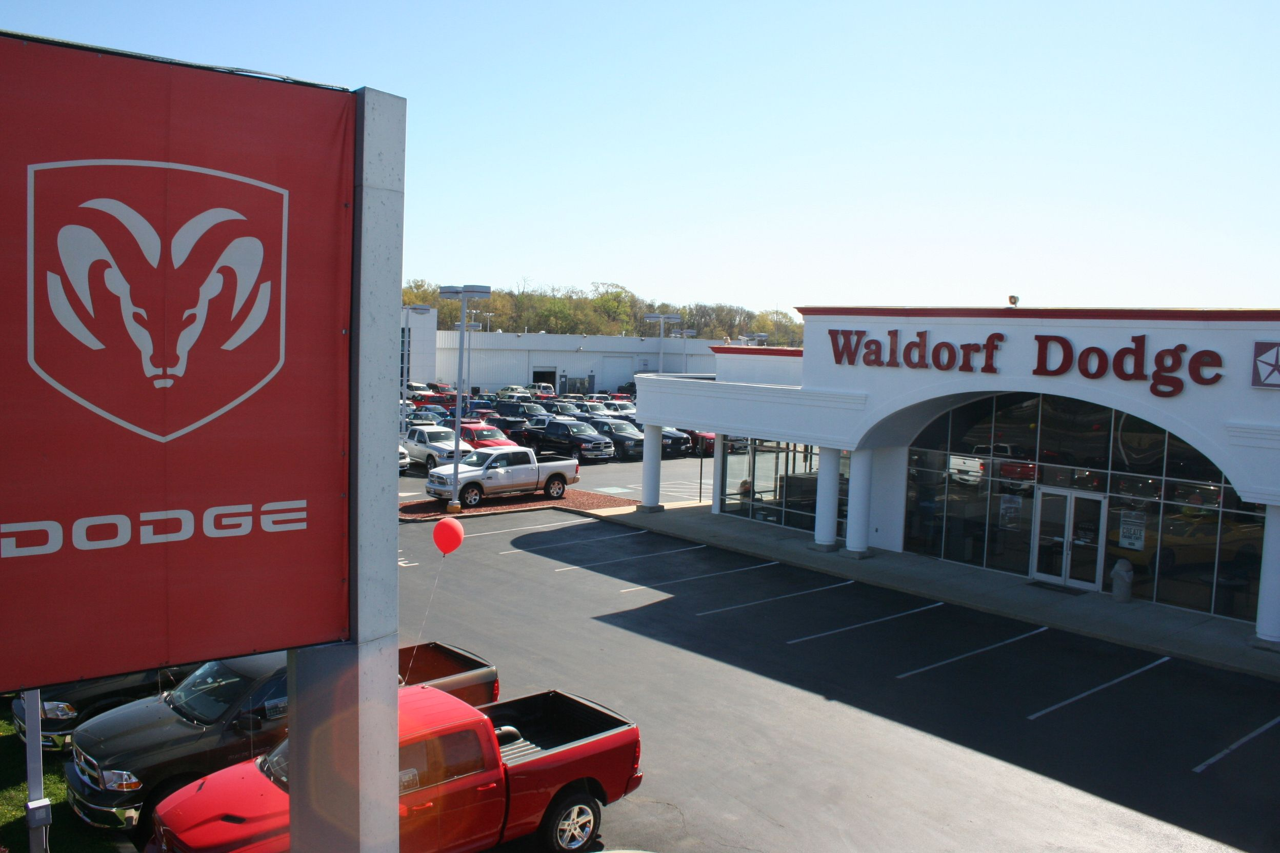 Waldorf Dodge Route 301N in Waldorf MD Our Dealership