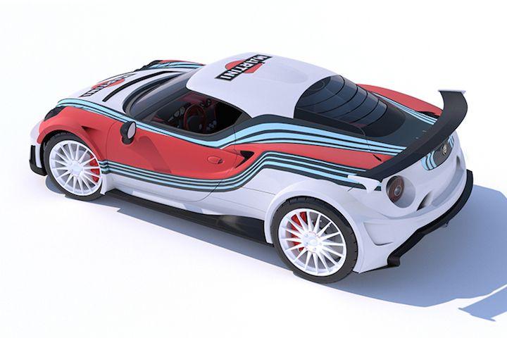 Alfa 4C Martini 2Martini Alfa