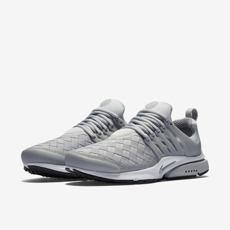 Basket Air Presto Chaussure Grise Nike Air Presto Blanche