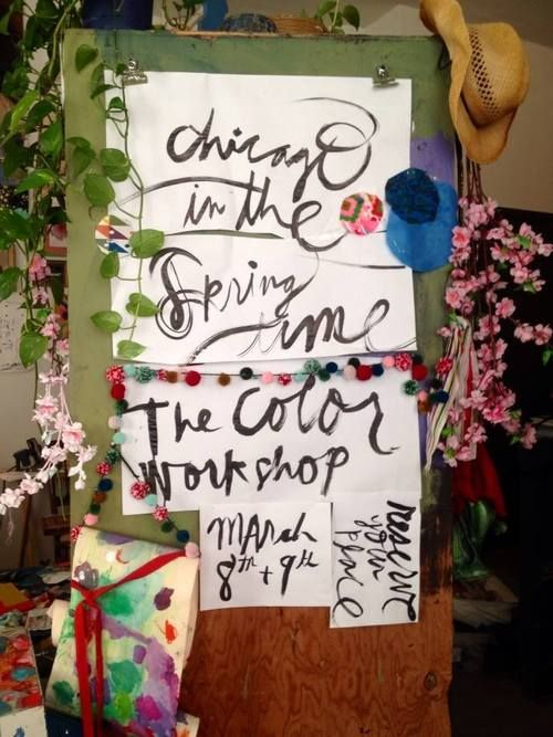 love this invite by Sabrina Ward Harrison (and wish i could be there)