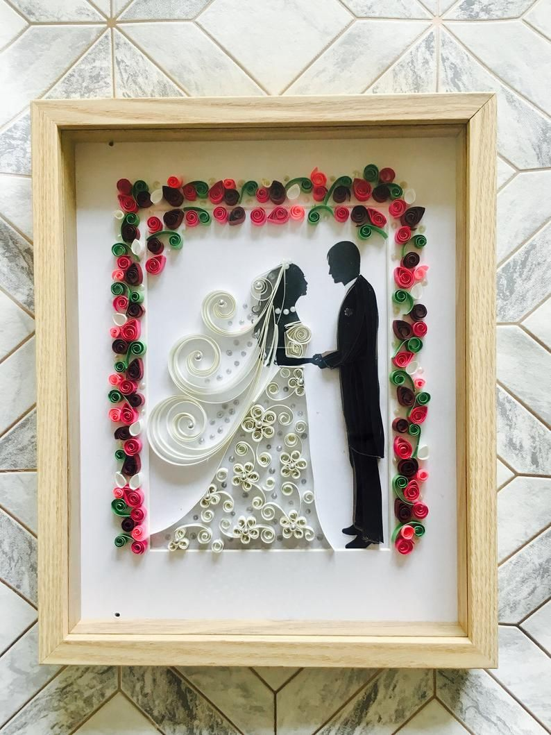 Unique Wedding Gift Bride And Groom Frame Wedding Wall Art Etsy Personalized Wedding Frames Wedding Frame Gift Wedding Gifts For Bride