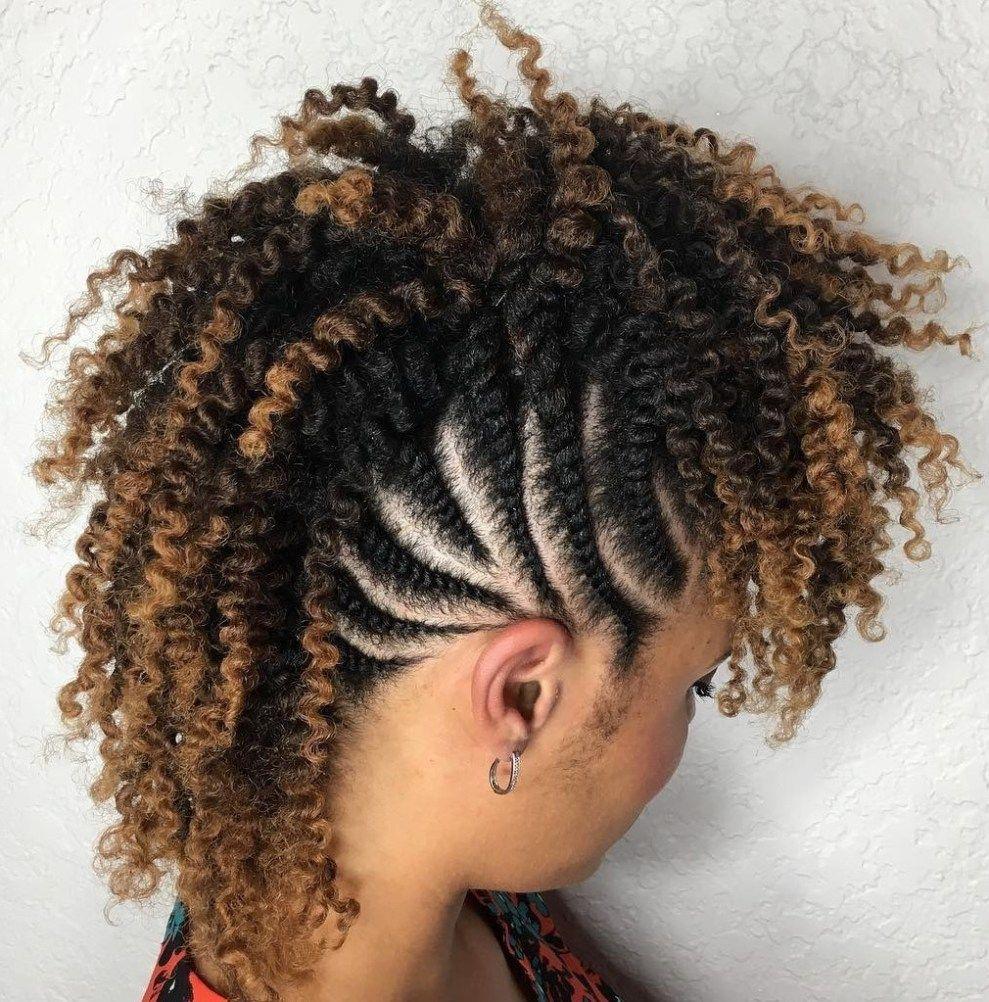 best black braided hairstyles that turn heads pinterest