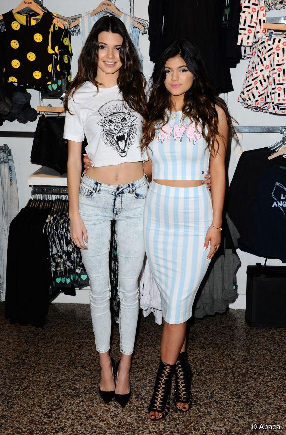 f11810dfe3e8d Kendall et Kylie Jenner. | Kylie Jenner | Kendall, kylie jenner ...