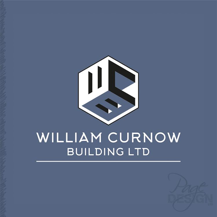 Logo Design for William Curnow Building Ltd, Collingwood, New Zealand