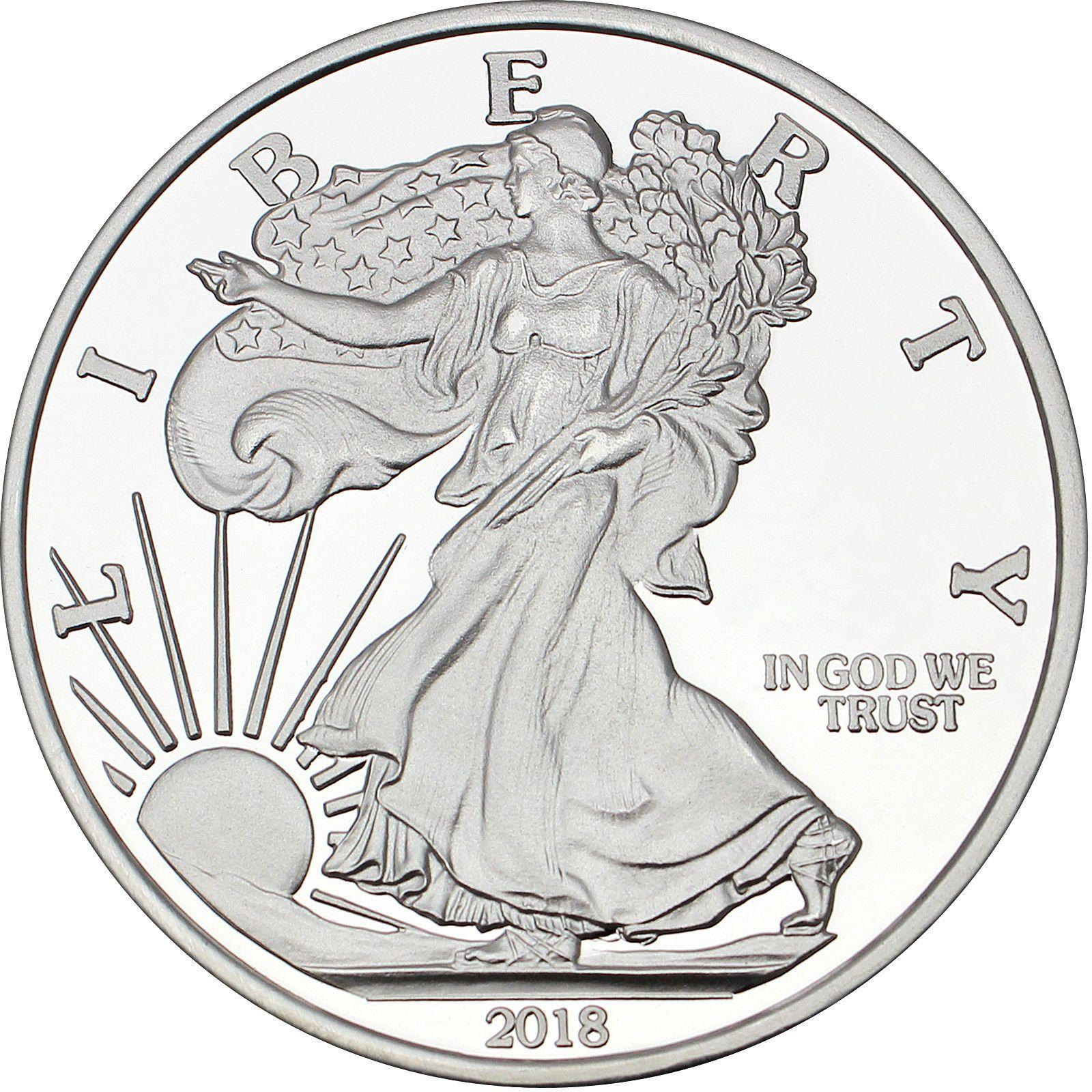 2018  American Eagle 5oz Coin
