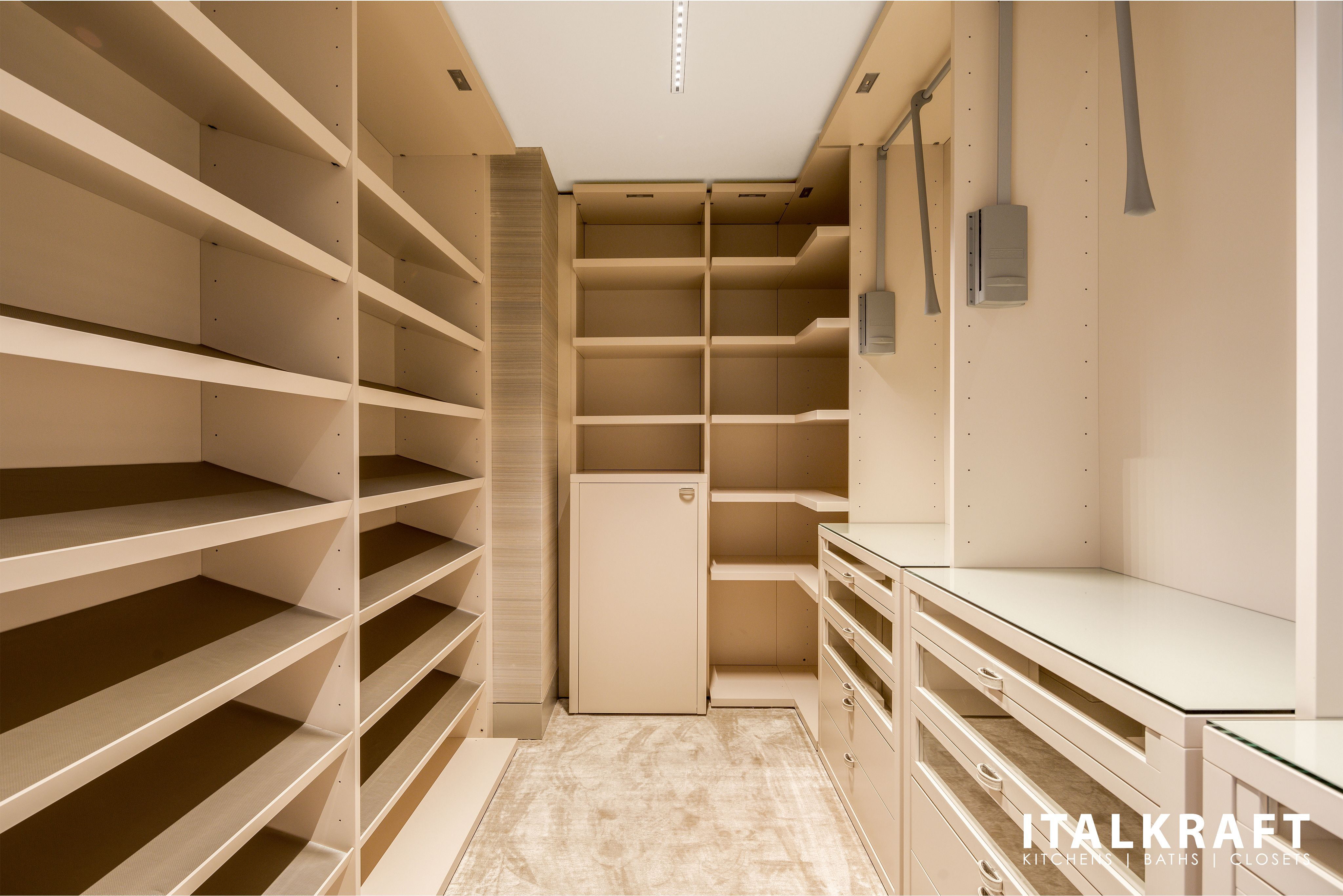 Awesome Custom Luxury Closet Design By Italkraft Luxury Design Download Free Architecture Designs Sospemadebymaigaardcom