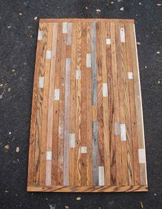 Good Reclaimed Wood Tabletop... Like This Design So Many Applications | Man  Cave