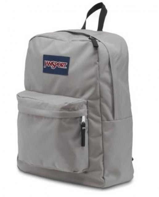 All White Jansport Backpack | Frog Backpack