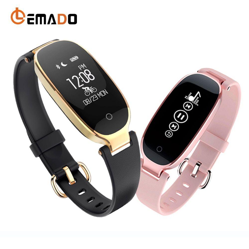 Lemado S3 Smart Band Bracelet Sports Fitness Tracker Watch