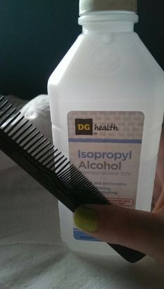 For easy hair extension glue removal, use rubbing alcohol