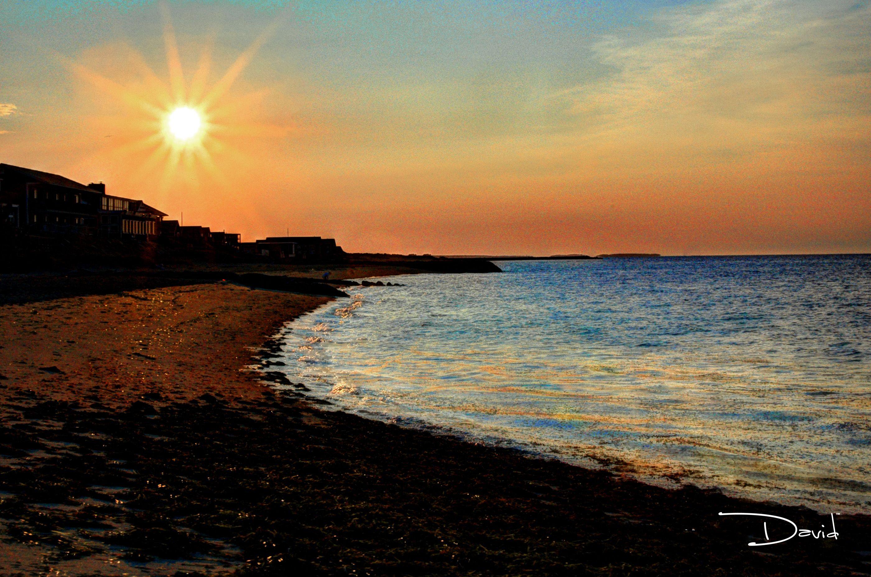 Dennisport Ma Sunrise