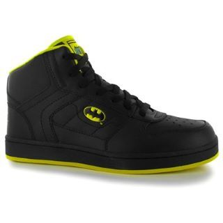 e49781b12 Batman High Top Mens Trainers - SportsDirect.com