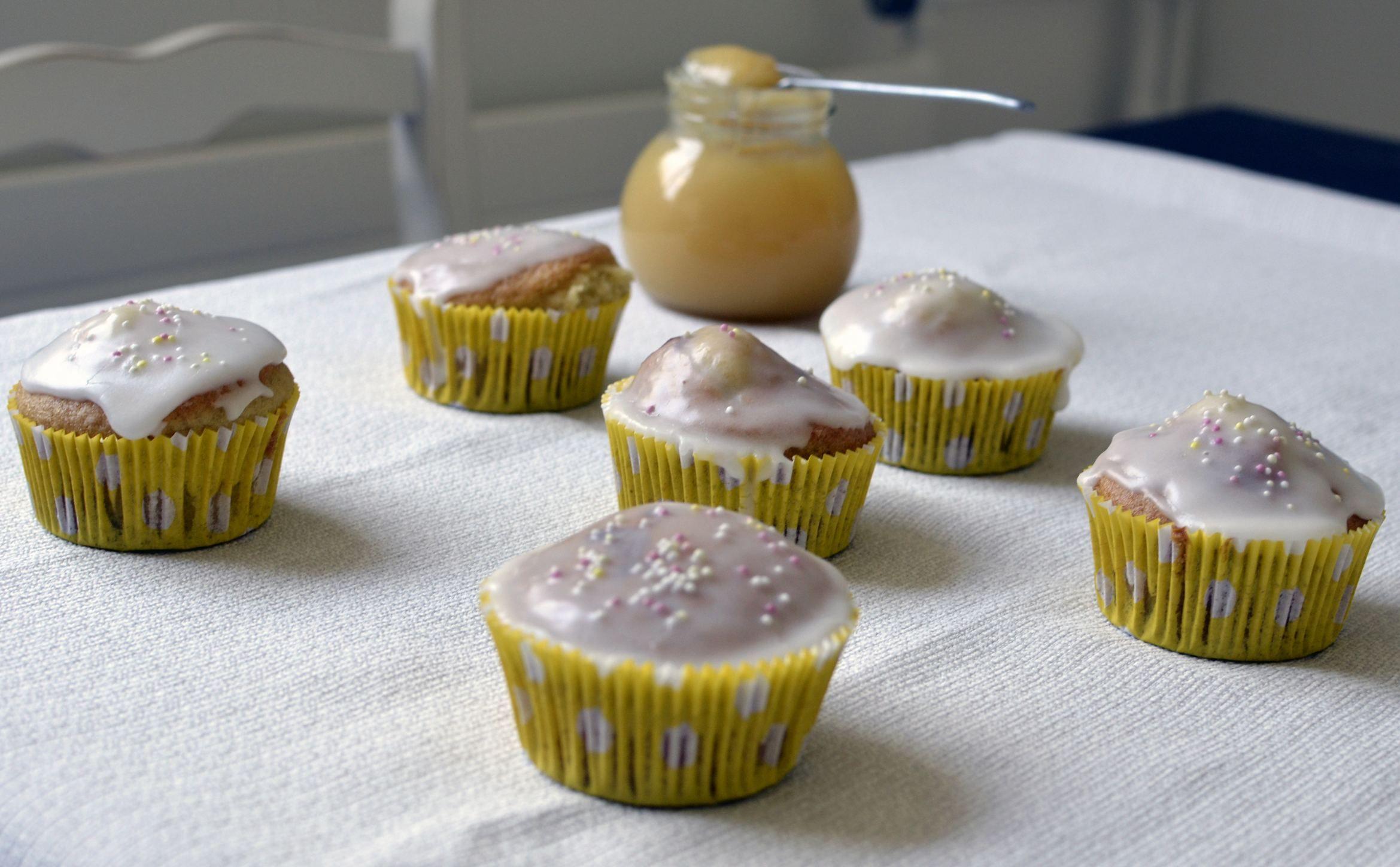 Muffins citron sans gluten  #sansgluten #glutenfree Quand julie patisse