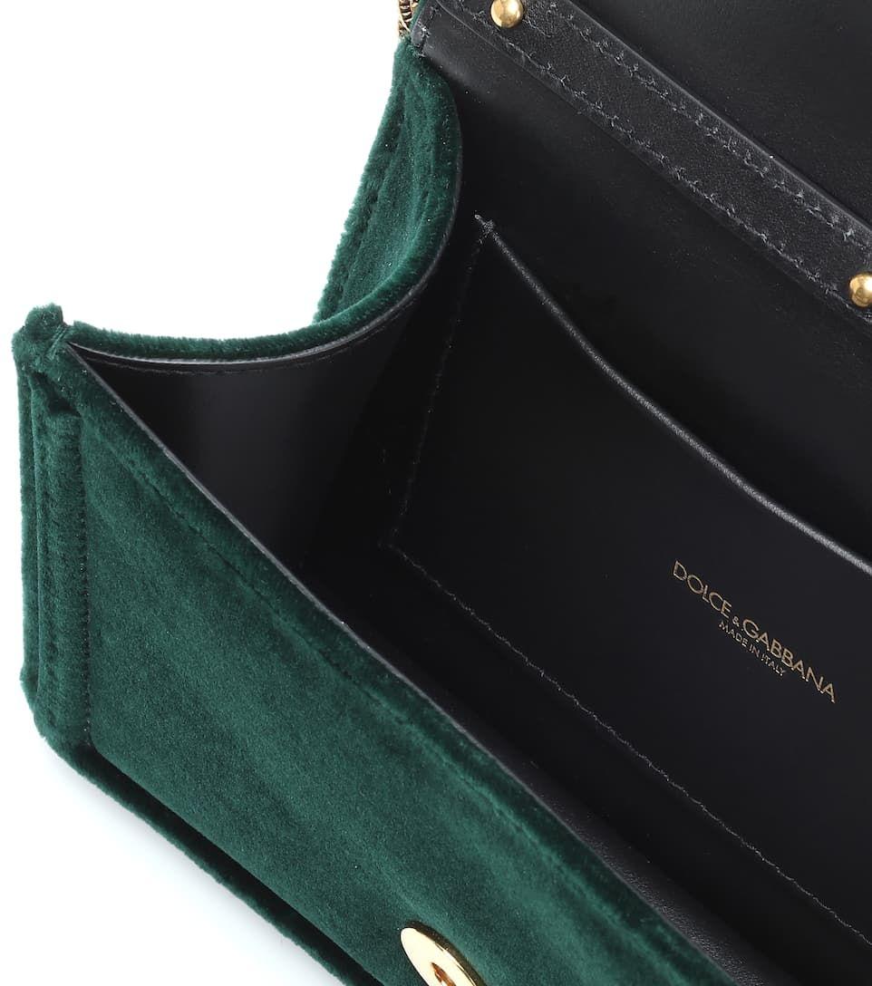 3f1a0f05466 Small Devotion velvet shoulder bag in 2019 | Handbags | Shoulder Bag ...