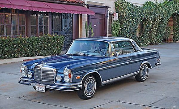 Mercedes-Benz : 200-Series 280SE 3.5 Coupe 1970 Mercedes-Benz 280SE 3.5 Sunroof Coupe - Well Documented Floor Shift Example - http://www.legendaryfind.com/carsforsale/mercedes-benz-200-series-280se-3-5-coupe-1970-mercedes-benz-280se-3-5-sunroof-coupe-well-documented-floor-shift-example/