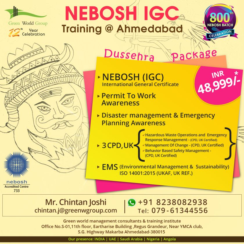Green World Group Locations In India Nebosh Courses Pinterest