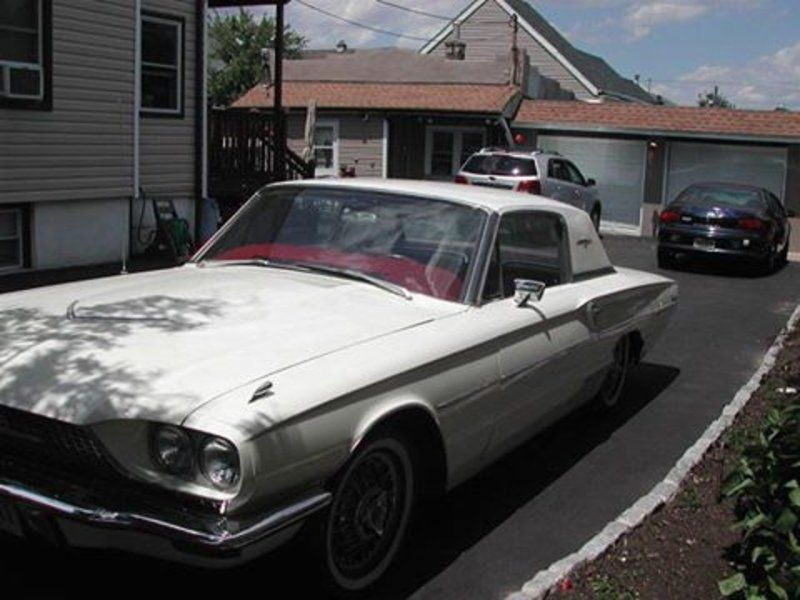 1966 Ford Thunderbird 3 Window Coupe (NJ) - $17,900 Please call ...