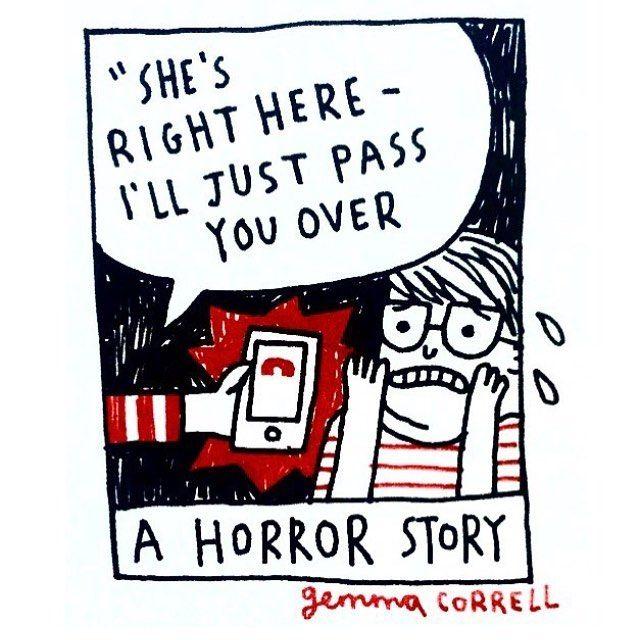 Una ilustradora combate su ansiedad y depresión con humor en dibujos en los que todos podemos vernos reflejados - Cultura Inquieta