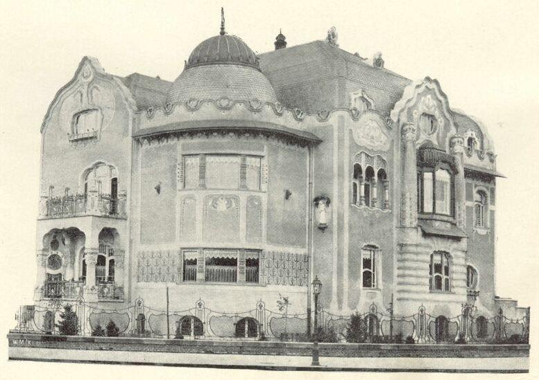 Babocsay Villa - Arkay Aladar