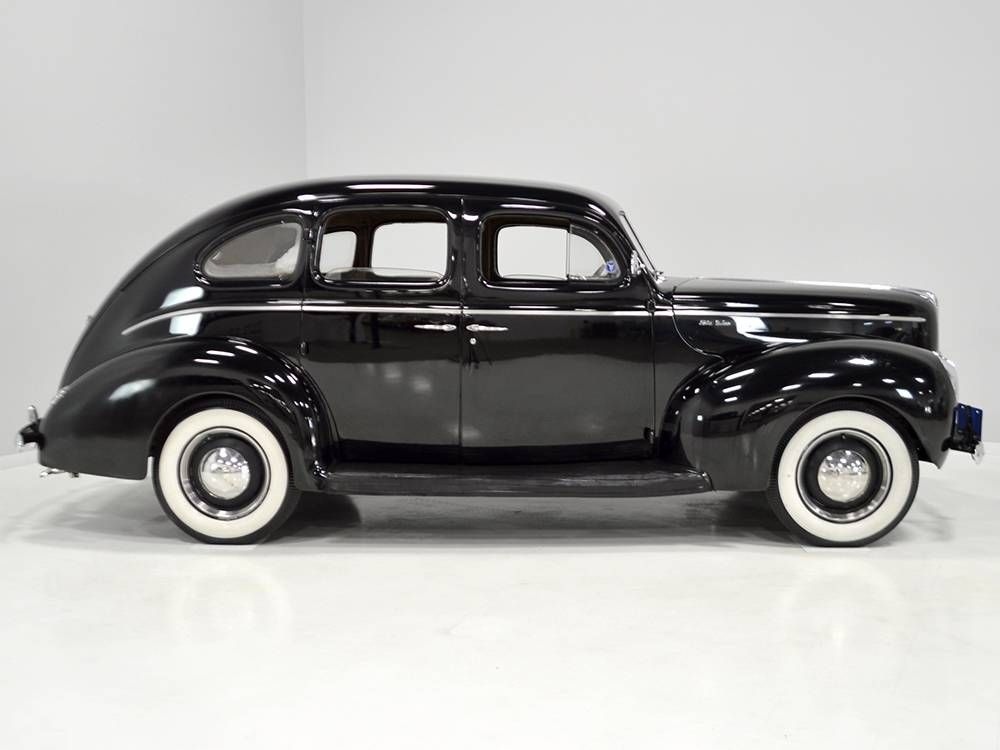 1940 Ford Deluxe For Sale 2005763 Hemmings Motor News 1940 Ford Coupe Cars Usa Vintage Cars