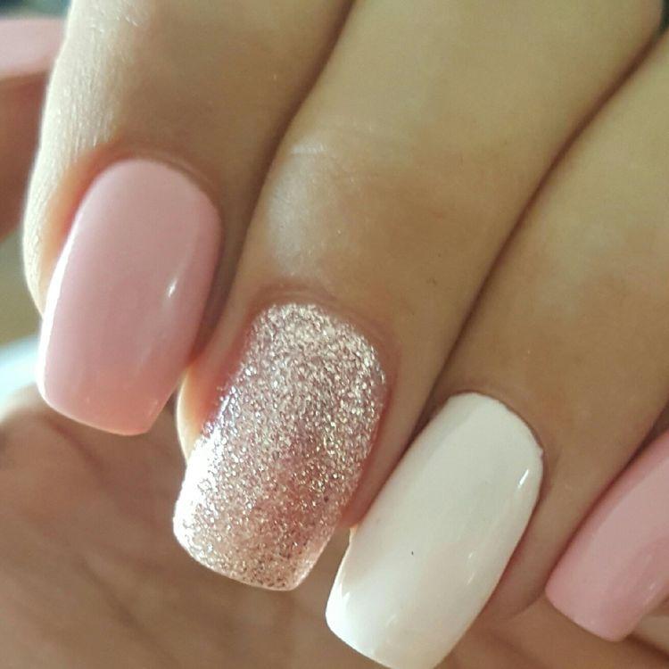 65 Matte Nail Colors Ideas For Girls Manicura De Uñas
