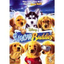 Snow Buddies New Disney Dvd Air Bud Dog Saga 7 Love This Dog