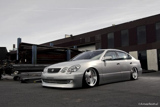 Lexus Van Nuys >> Keepin' it Gangsta: A 2000 Lexus GS400 VIP Style Fit For ...