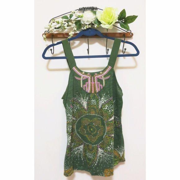 Batik-inspired Top From Anthropologie!