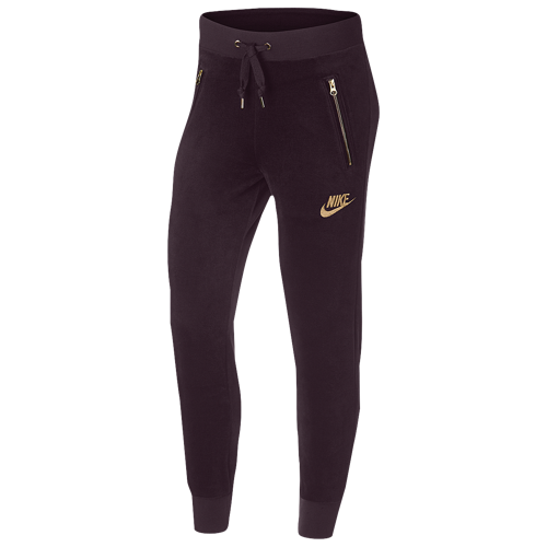 free delivery closer at best Nike Velour Pants - Women's | My style | Velour pants, Pants ...