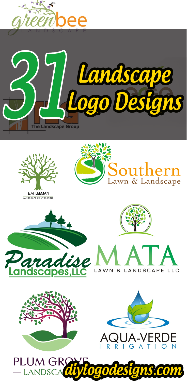 Logo Design Inspiration Logo Design Diy Logo Design Lawn Care Logo