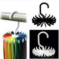 Ih Rotating Rack Adjustable Tie Hanger 20 Neck Ties Organizer Ie Tie Organization Tie Hanger Neck Tie